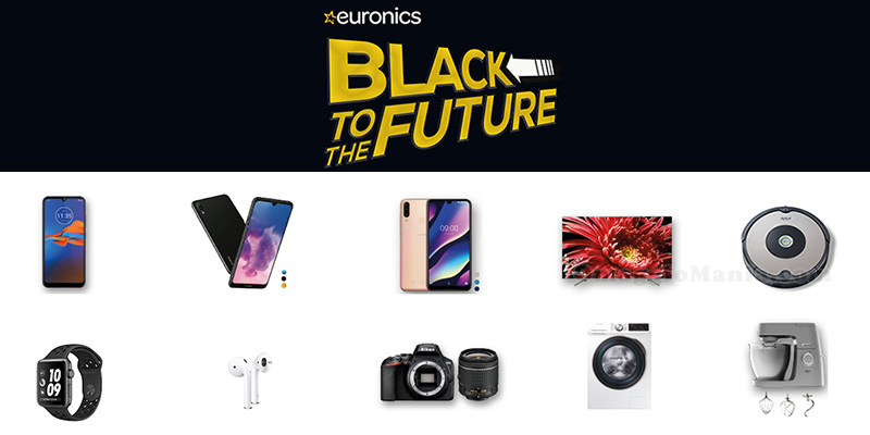 Euronics Black Friday 2019