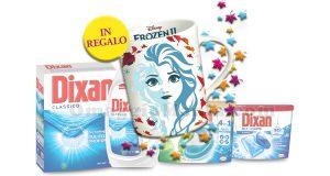 Vinci con Dixan Frozen mug omaggio