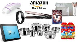 anticipazioni offerte Amazon Black Friday 2019