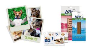 calendario Life 2020 e kit omaggio