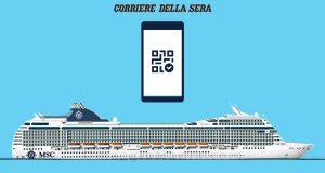 concorso In crociera con Corriere