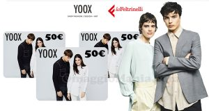 concorso La Feltrinelli Yoox Vinci l'outfit dei tuoi desideri