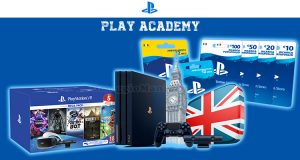 concorso PlayStation Play Academy