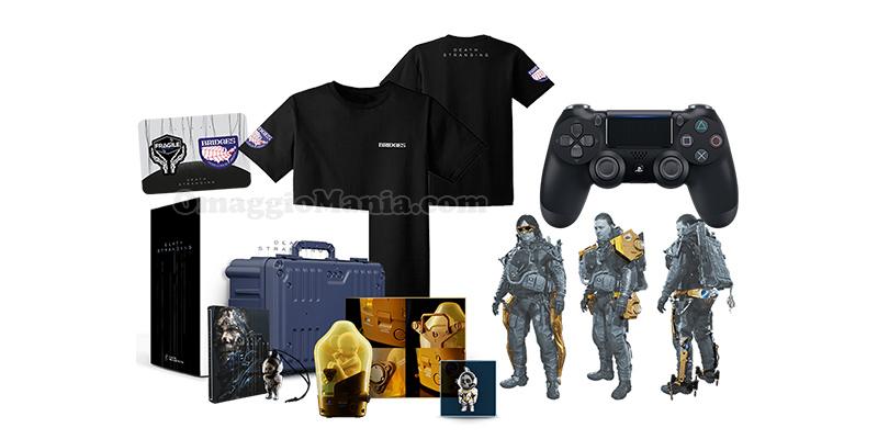 concorso Sony Playstation I Connectors