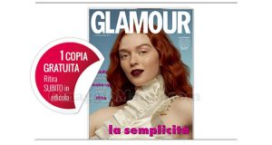 coupon omaggio Glamour 327
