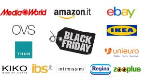 elenco prodotti Black Friday 2019