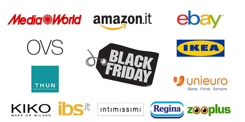 elenco prodotti Black Friday 2019