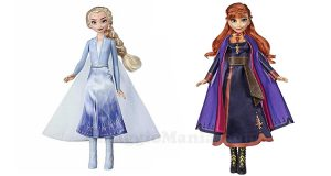fashion doll Light Up Hasbro Anna e Elsa