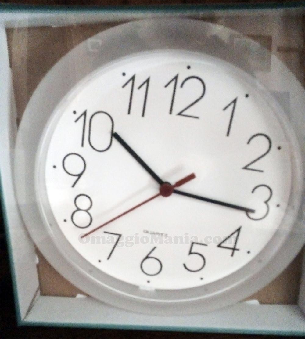 orologio da parete a 2 euro da MD di Lory