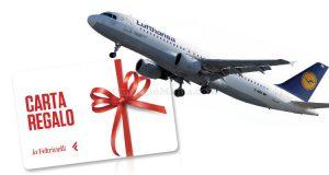 premi concorso La Feltrinelli Lufthansa É ora di scoprire chi sei