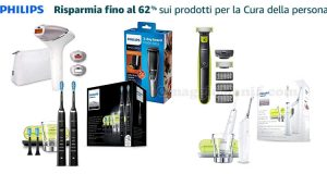 sconti Settimana Black Friday 2019 Philips