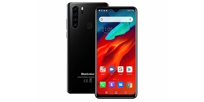smartphone Blackview A80 Pro