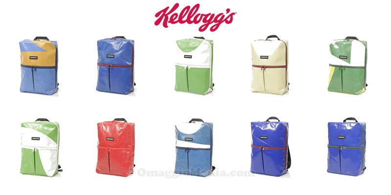 vinci zaini Freitag F49 Fringe con Kellogg's