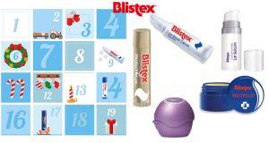 Blistex calendario Avvento 2019
