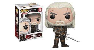 Funko Pop Geralt The Witcher