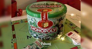 Panettone Paluani con Monopoly Deal