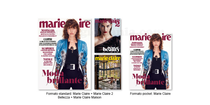 coupon Marie Claire 12 2019