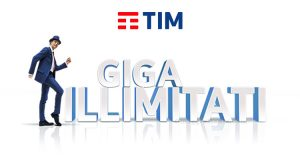 giga illimitati TIM Natale 2019