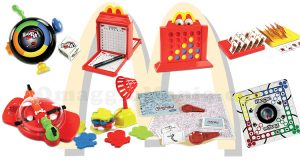 giochi Hasbro Gaming da McDonald's con Happy Meal