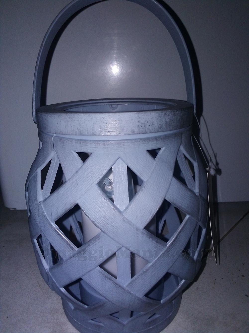 lanterna effetto candela di Lory da MD