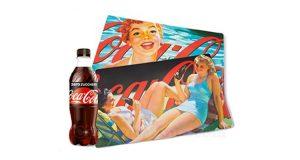 tovagliette vintage Coca Cola