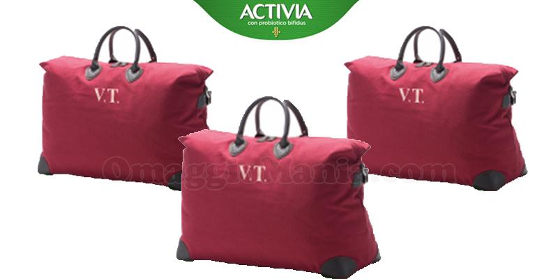 Con Activia vinci My Style Bags