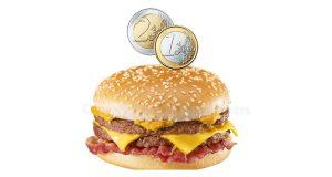 Gran Crispy McBacon a 3 euro