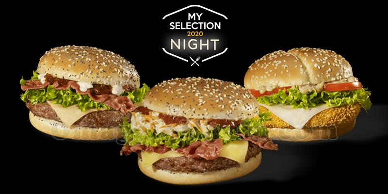 My Selection 2020 Night McDonald's