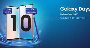 Samsung Galaxy Days 2020