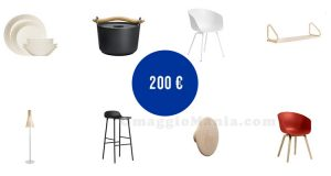 buono regalo Finnish Design Shop 200 euro