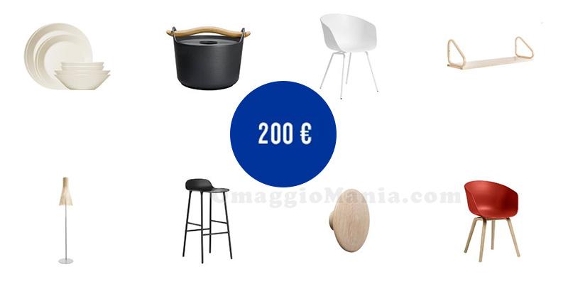 buono regalo Finnish Design Shop 200 euro