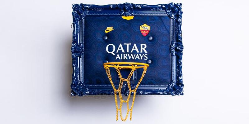 canestro Nike AS Roma Jarrett Ellis