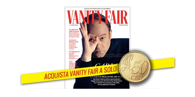 coupon Vanity Fair 5 2020 50 cent