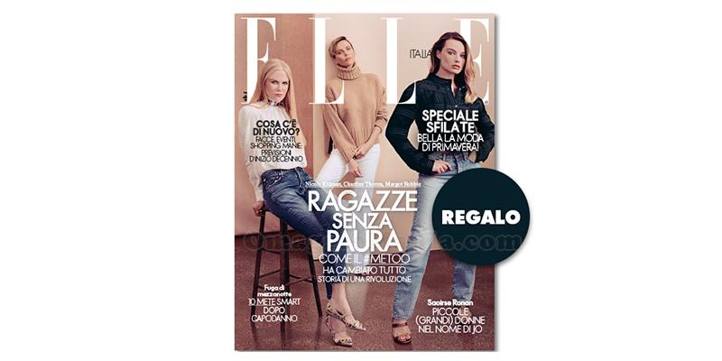 coupon omaggio Elle 50