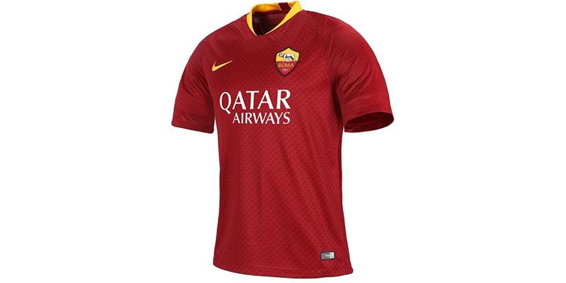 maglia ufficiale AS Roma 2019-2020