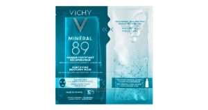 maschera in tessuto Vichy Minéral 89