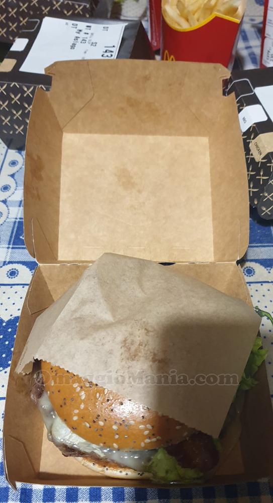 panino My Selection 2020 gratis da McDonald's