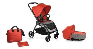 passeggino Be Cool Duo Outback Crib