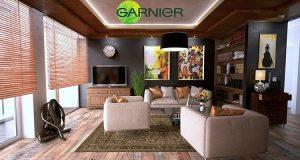 prova a vincere il rinnovo di un locale di casa tua con Garnier