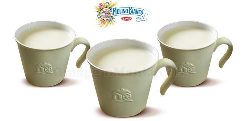 tazza da colazione Mulino Bianco collezione 2020