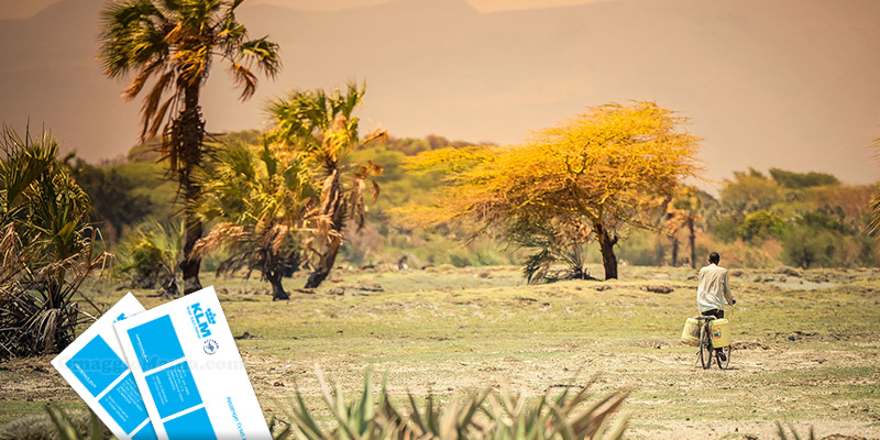 vinci viaggio in Tanzania con KLM