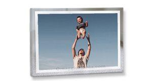 Snapfish stampa su tela festa del Papà 40x50cm