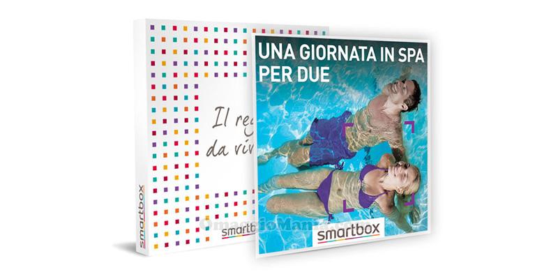 cofanetto Smartbox Una giornata in SPA per due
