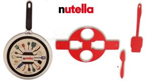 concorso Nutella kit pancake febbraio 2020
