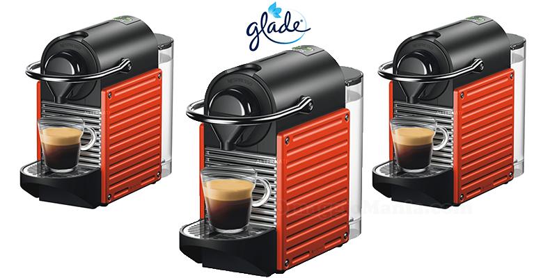 concorso Un caffè speciale con Glade