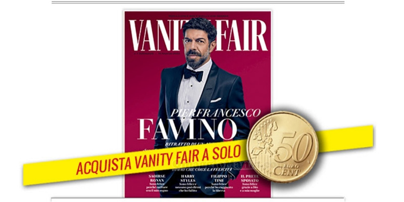 coupon Vanity Fair 7 2020 50 cent