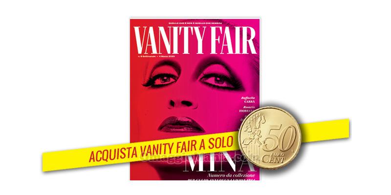 coupon Vanity Fair 9 2020