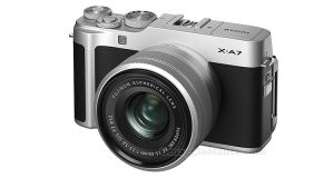 fotocamera mirrorless Fujifilm X-A7