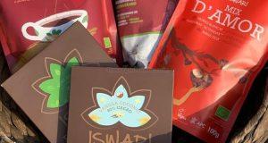 kit prodotti Iswari contest San Valentino 2020