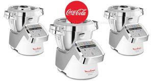 vinci Moulinex Companion con Coca Cola